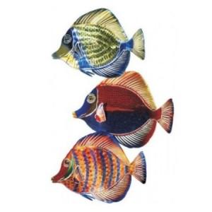 Metal Tropical Fish