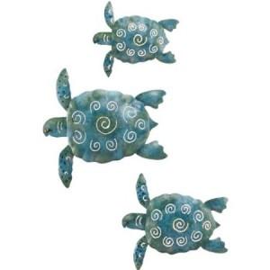Metal Tropical Turtles
