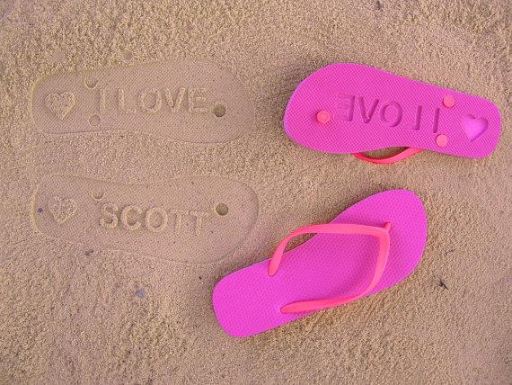 flip flops I love