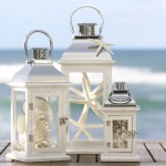 Beach Decorating With Lanterns