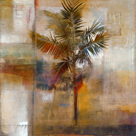 Modern Palm Tree Picture