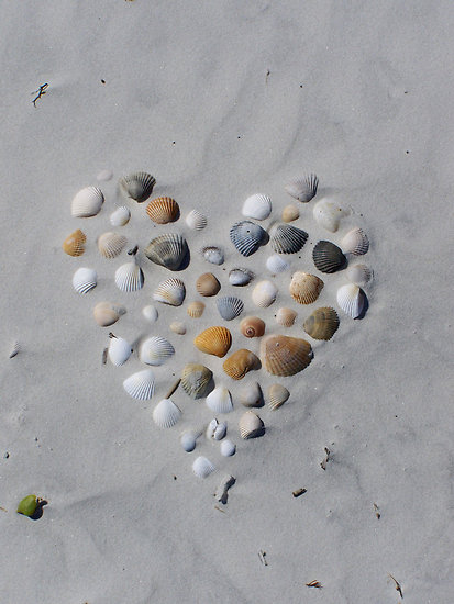 Hearts on Beach 2