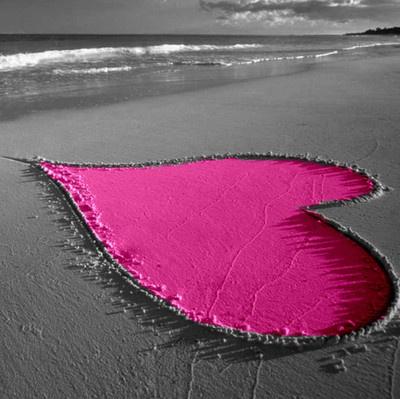 Hearts on Beach4