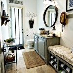 Beach Bathroom rustic
