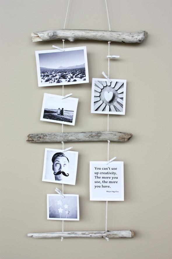 Driftwood Craft Ideas