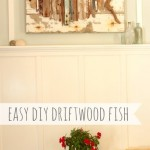 Driftwood Art DIY