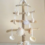 Driftwood and Shells Christmas Tree