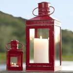 Red Lantern Decor