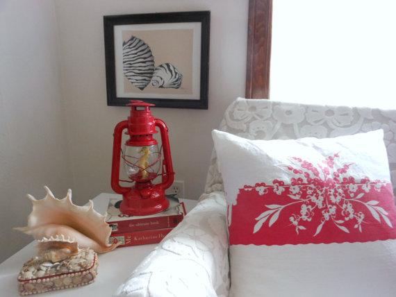 Red Seahorse Lantern3