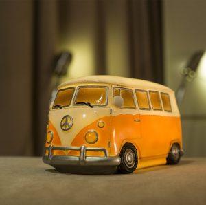 Orange VW Light