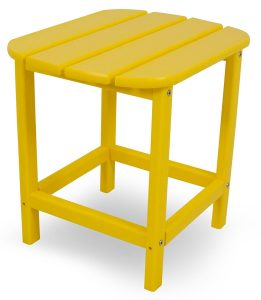 Yellow Beach Side Table